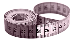cinta métrica para medir a tu perro