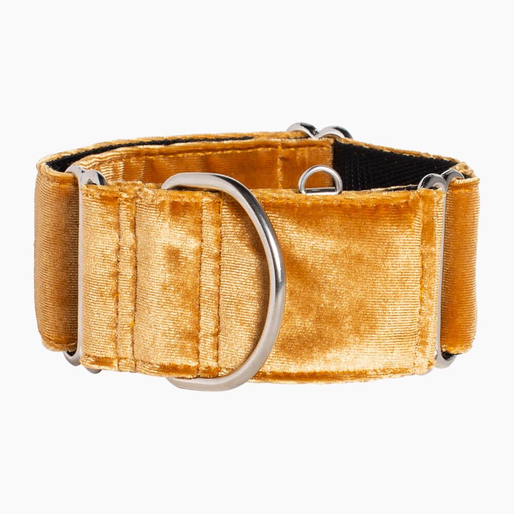 Collar martingale de terciopelo Venka by ADORA